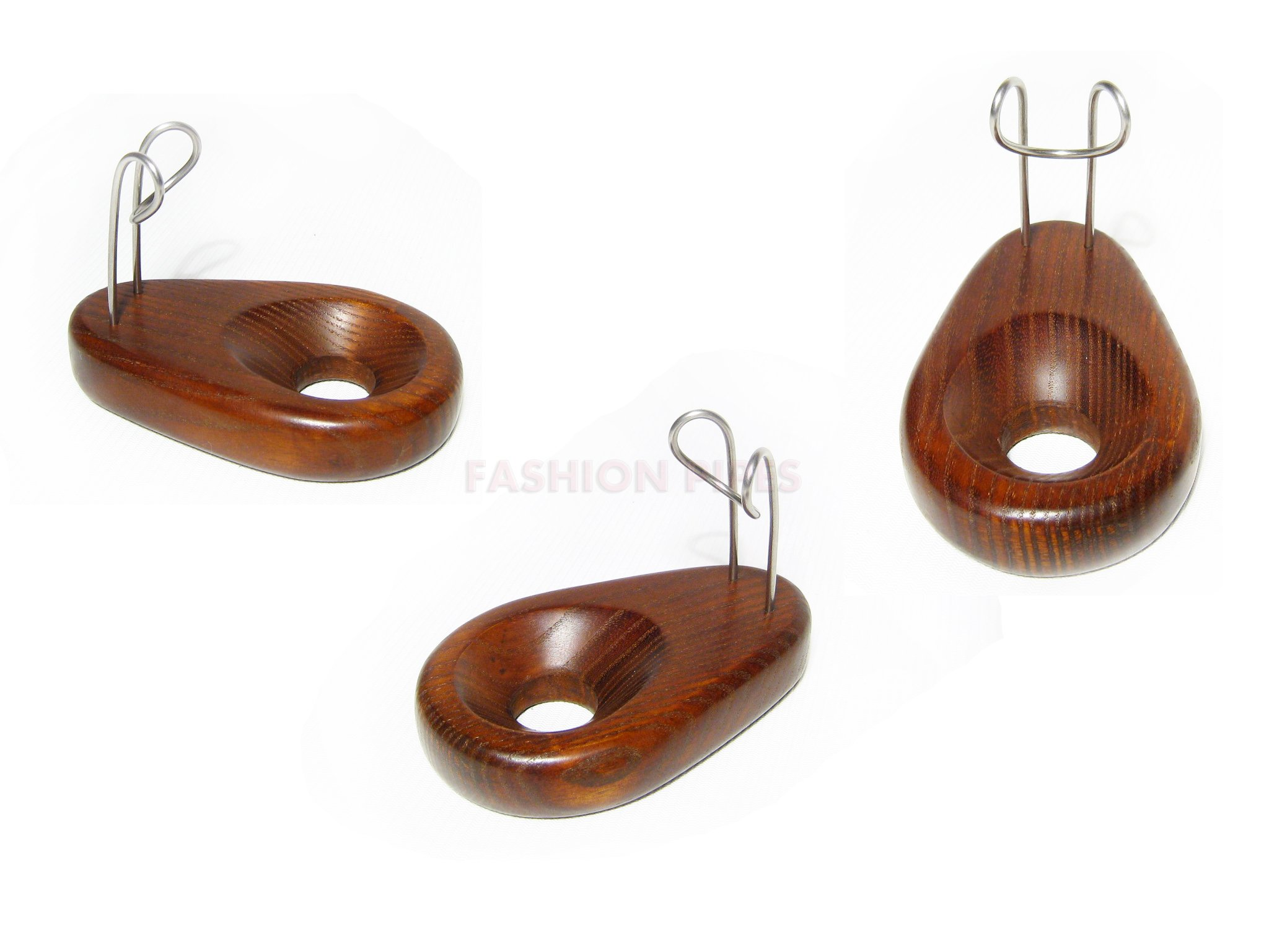 Ash-Tree Wooden Pipe Stand-Showcase '' SAIL '', NEW Rack Holder for Tobacco Pipe, Smoking Pipes. New Handcrafted Pipe Stand