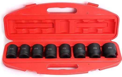 "26 mm Metric 3//4/"" Drive 6 Point Standard Impact Socket New /& Free Shipping"