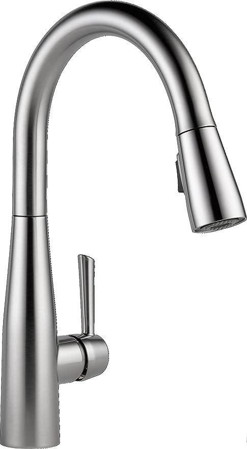 Delta Faucet Essa Pull-down Kitchen Faucet