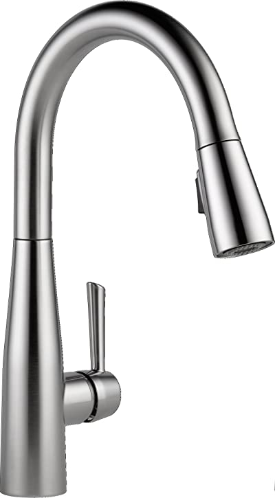 Delta Faucet Essa Pull Down Kitchen Faucet