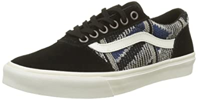 9511e8bc0c Vans Women s Maddie Suede Trainers  Amazon.co.uk  Shoes   Bags