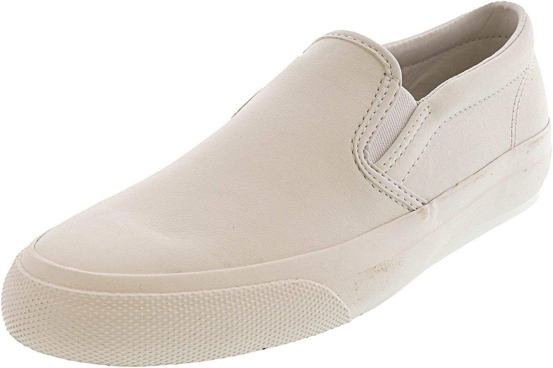 Keds Women's Anchor Slip Leather White