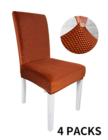 Delicieux Chair Covers Living Room Velvet Chair Covers For Folding Chairs Spandex  Slipcovers Set Of 4 Chair