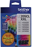 Brother Printer LC2053PKS Multi Pack Ink Cartridge