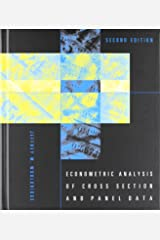 Econometric Analysis of Cross Section and Panel Data (The MIT Press) Hardcover