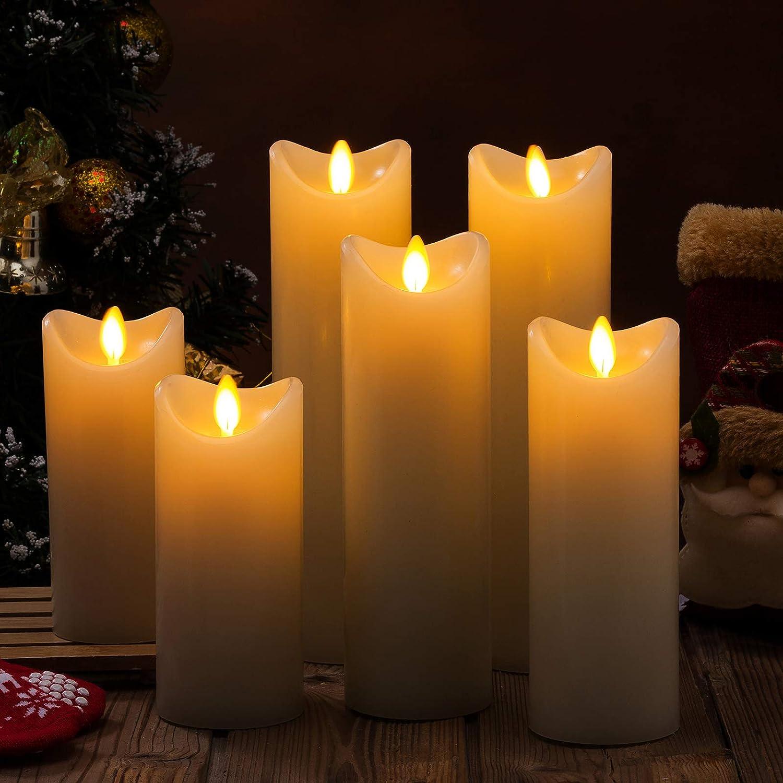 Kerzenl/öscher 3 in 1 Kerze Zubeh/ör-set Candle Wick Trimmer Kerze Cutter Kerzendocht Dipper F/ür Candle-liebhaber