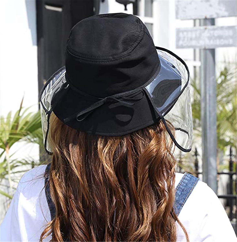 Chapeau de Protection Anti Splash Anti Salive Capuchon de Protection Contre la poussi/ère Ati-Saliva Housse de Protection PANGHU Chapeaux Lunettes Anti-bu/ée Spray