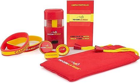 Kit Fan - Incluye 8 accesorios para animar a España en ...