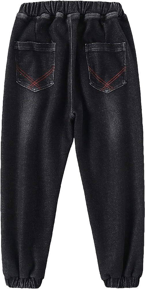 Brand Spotted Zebra Boys Stretch Denim Pants Jeans