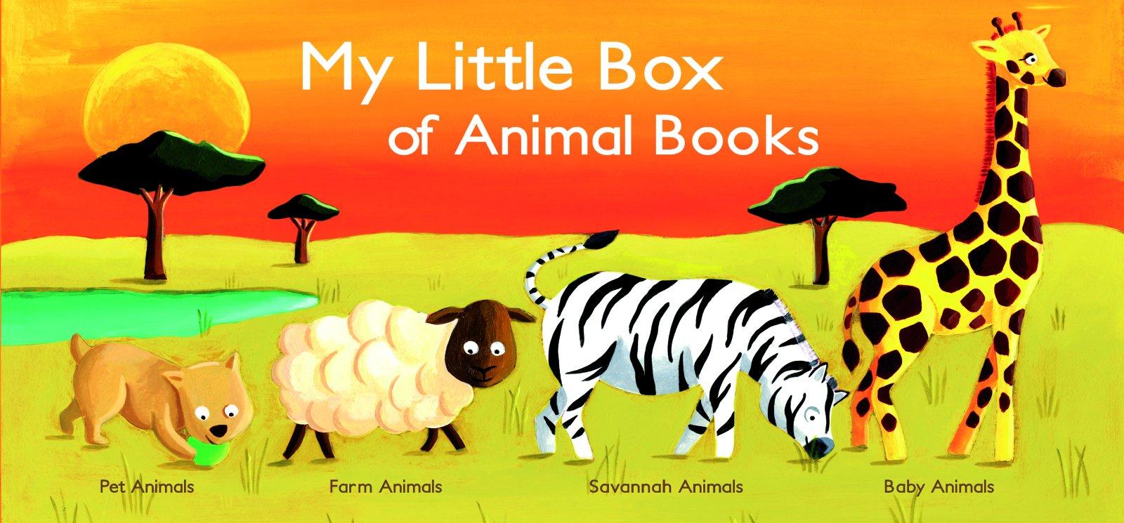 Download My Little Box of Animal Books PDF