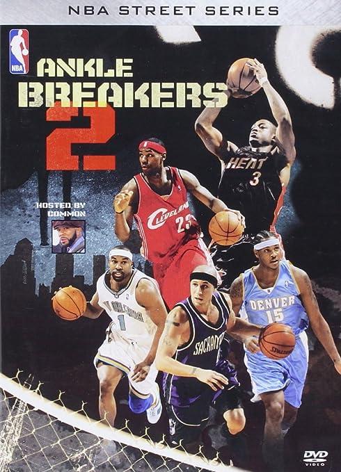 amazon com nba street series ankle breakers vol 2 lebron james