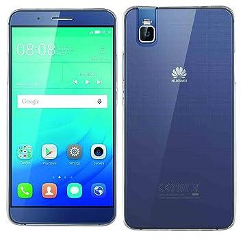 e2141b1e421 Yayago - Funda Carcasa TPU para Huawei ShotX / Huawei Honor 7i Ultra Fina  (0,8 mm): Amazon.es: Electrónica