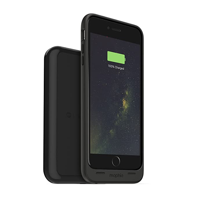 promo code eacf3 01b21 mophie juice pack wireless and charging base - Charge Force - Wireless  Charging Protective Battery Pack Case and Magnetic Charging Base for iPhone  6 ...