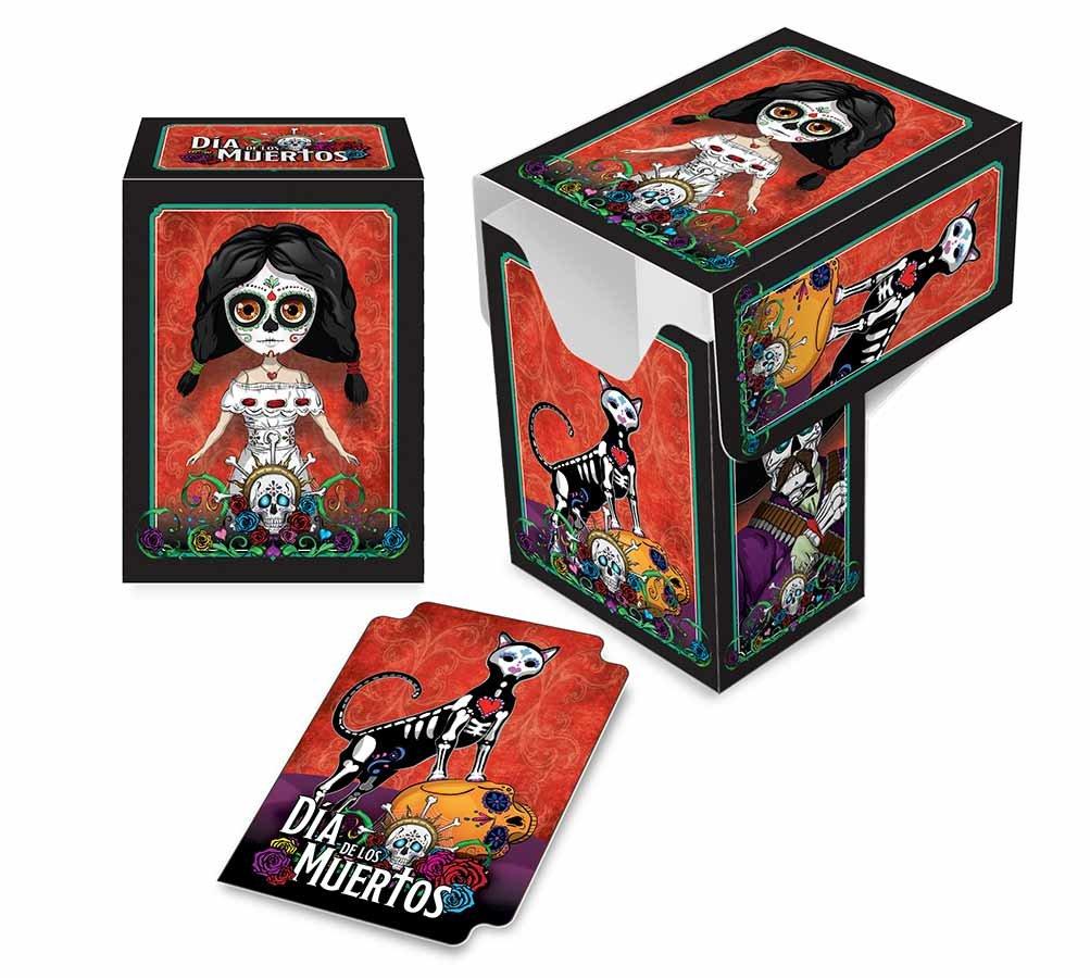 /Dia De Los Muertos Deck Box Amigo Spiel Freizeit Ultra Pro 84982/