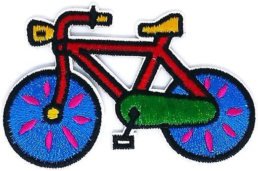 Para bicicleta parche bordado parches de bricolaje, bolsas de con ...