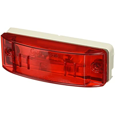 Grote 46802 Field Resalable Lens Turtleback II Clearance Marker Light (Optic Lens): Automotive