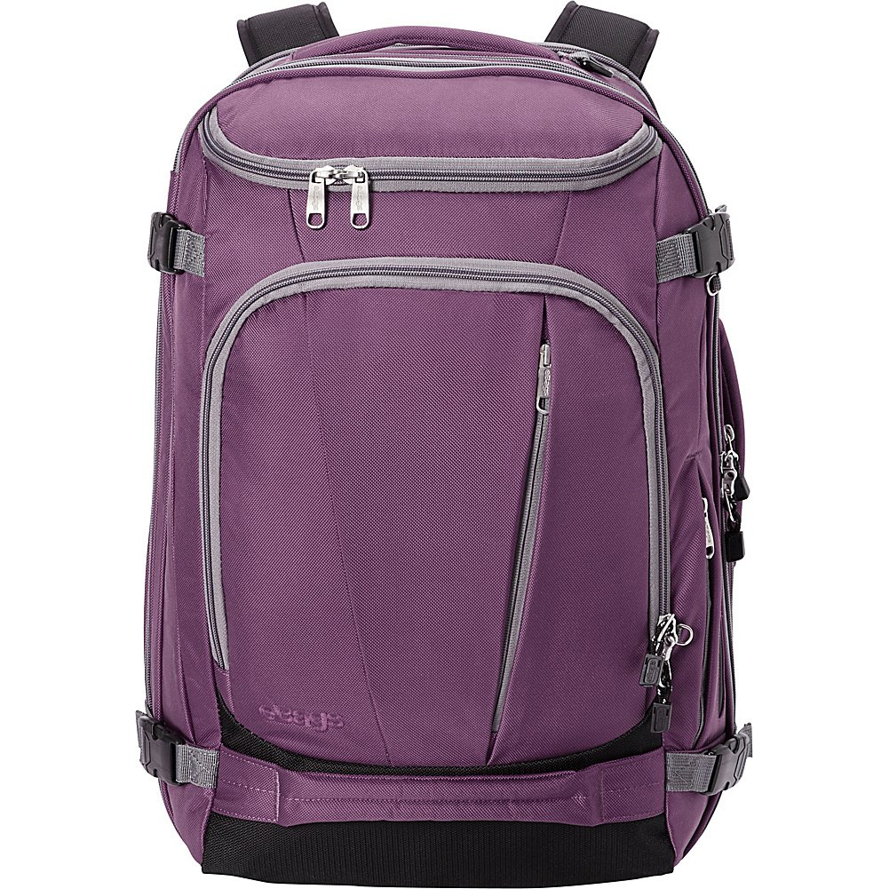 93ffd5ddc6 eBags TLS Mother Lode Weekender Convertible Carry-On Travel Backpack - Fits  19