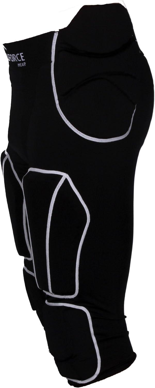 Full Force Pantalon de 7 Pocket avec 7 Pads Cousues.