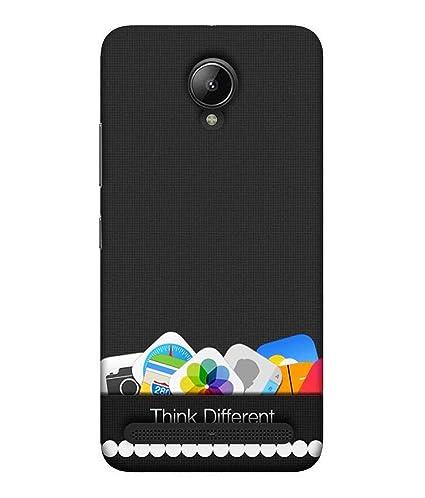 on sale 0b9fb 9ead0 Printfidaa Lenovo C2, Lenovo C2 k10a40 Back Cover Bunch: Amazon.in ...