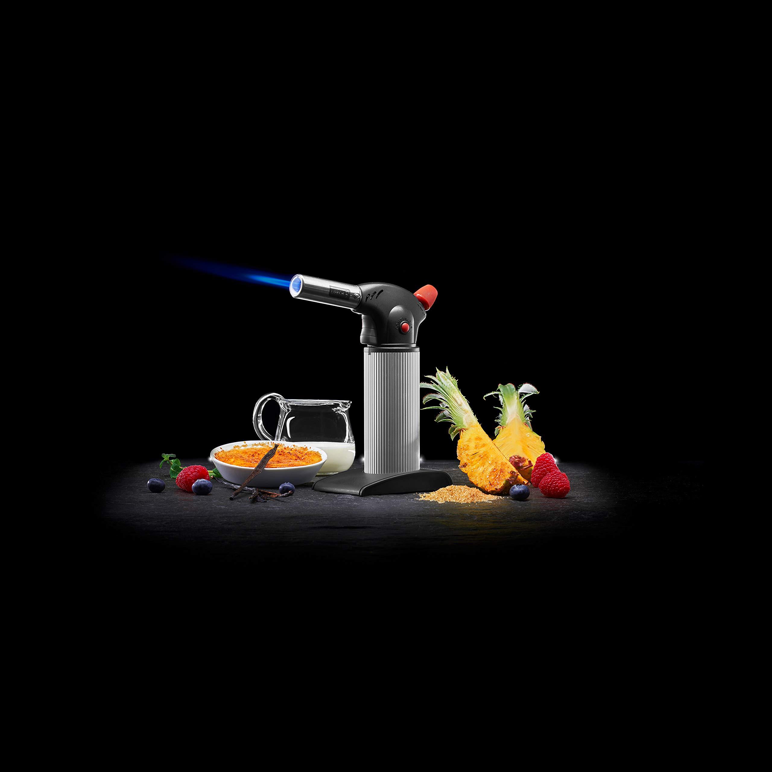 Lurch Germany Professional Gas Kitchen Torch, Black