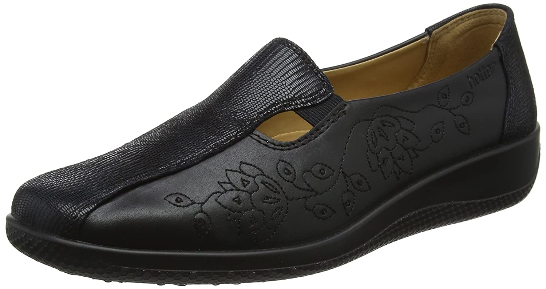 Hotter Calypso EXF - Zapatos de tacón con Punta Cerrada Mujer