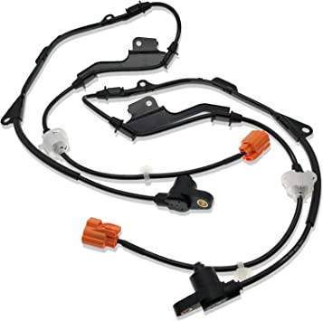 ROADFAR 1 x Left Front ABS Wheel Speed Sensor ABS Sensor Fit for 1999-2003 Acura TL 1998-2002 Honda Accord