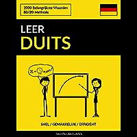 Leer Duits - Snel / Gemakkelijk / Efficiënt: 2000 Belangrijkste Woorden