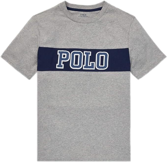 Polo Ralph Lauren Polo Ralph Laurent Camiseta PIEDED tee TP-TSH - Camiseta NIÑO: Amazon.es: Ropa y accesorios