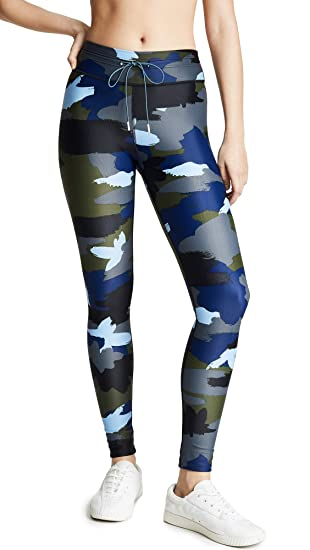 f682b437a1 The Upside Women's Abstract Camo Yoga Pants at Amazon Women's ...