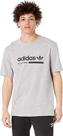 e5a4add8c adidas Originals Men's Kaval Tee at Amazon Men's Clothing store: