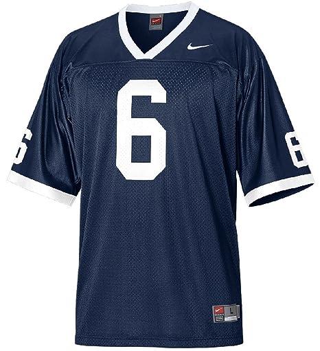 f7f0cce7c9d Amazon.com : Nike Penn State Nittany Lions 6 Boys Blue Football ...
