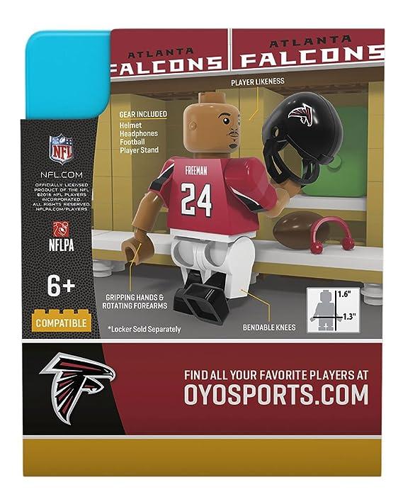 Amazon.com   OYO NFL Atlanta Falcons Gen4 Limited Edition Devonte Freeman  Mini Figure 6a0303a62