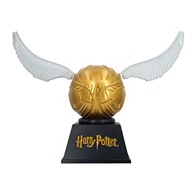 Harry Potter - Golden Snitch PVC Bank: Toys & Games