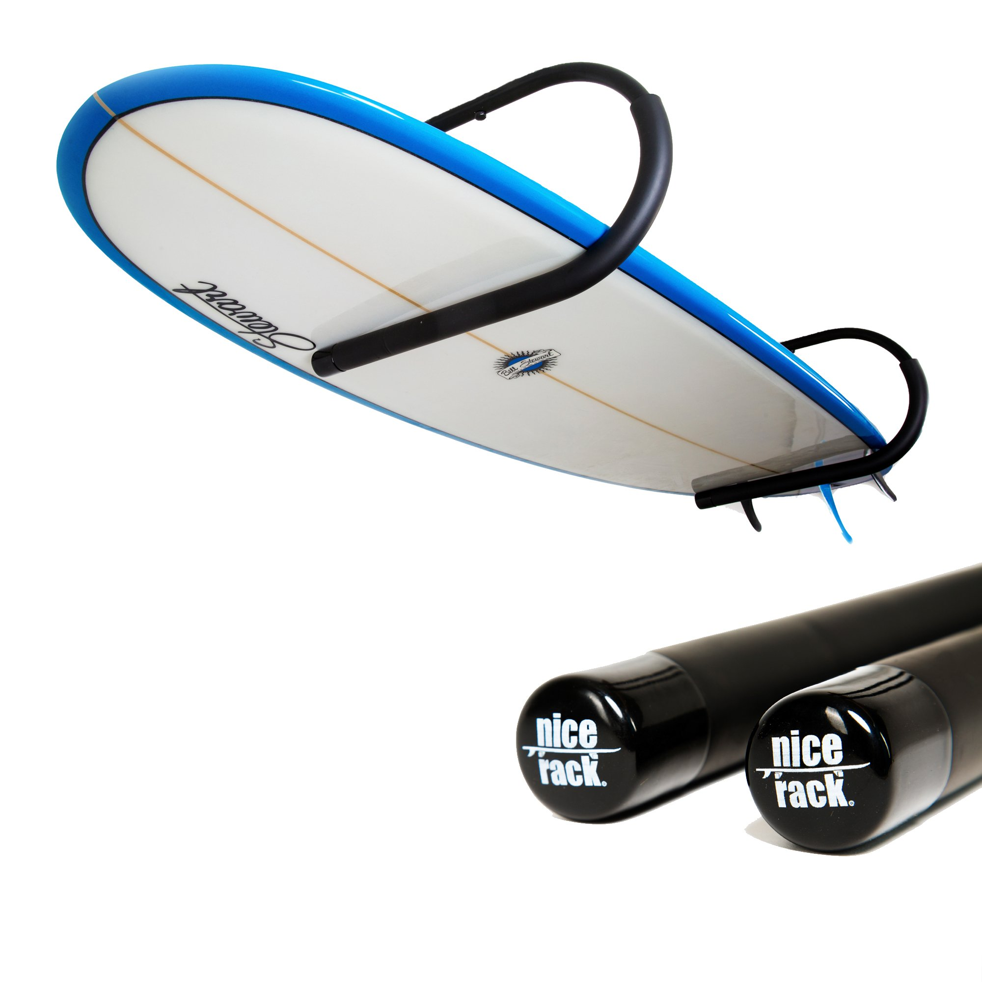 Nice Rack - Surfboard & Longboard Ceiling Rack - High Strength