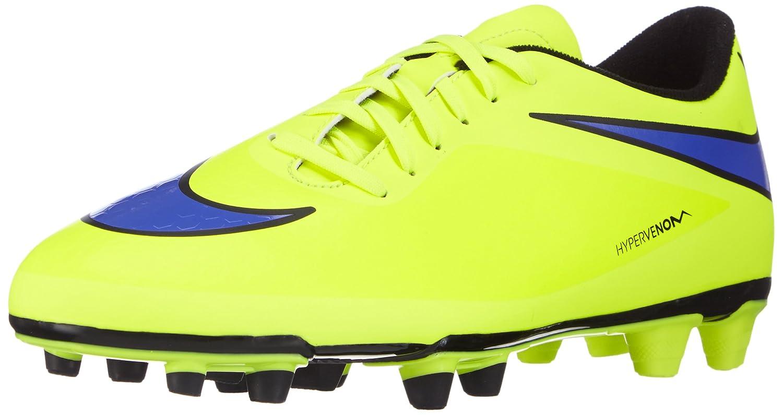 Nike Hypervenom Phade FG Herren Fuszlig;ballschuhe  42.5 EU|Gelb (Volt/Persian Violet-ht Lv-blck 758)