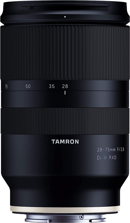 Tamron 28 75 Mm F 2 8 Di Iii Rxd Für Sony E Mount Kamera