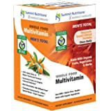 Summit Nutritions Organic Men's Total Whole Food Multivitamins Made In USA