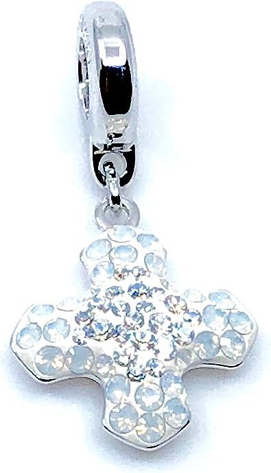 charm croix bracelet pandora