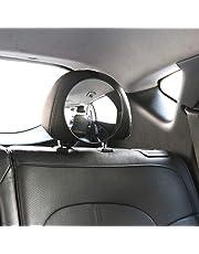 Price1399 MASO ADJUSTABLE ROUND REAR BABY CHILD SEAT CAR SAFETY WIDE VIEW MIRROR HEADREST MOUNT