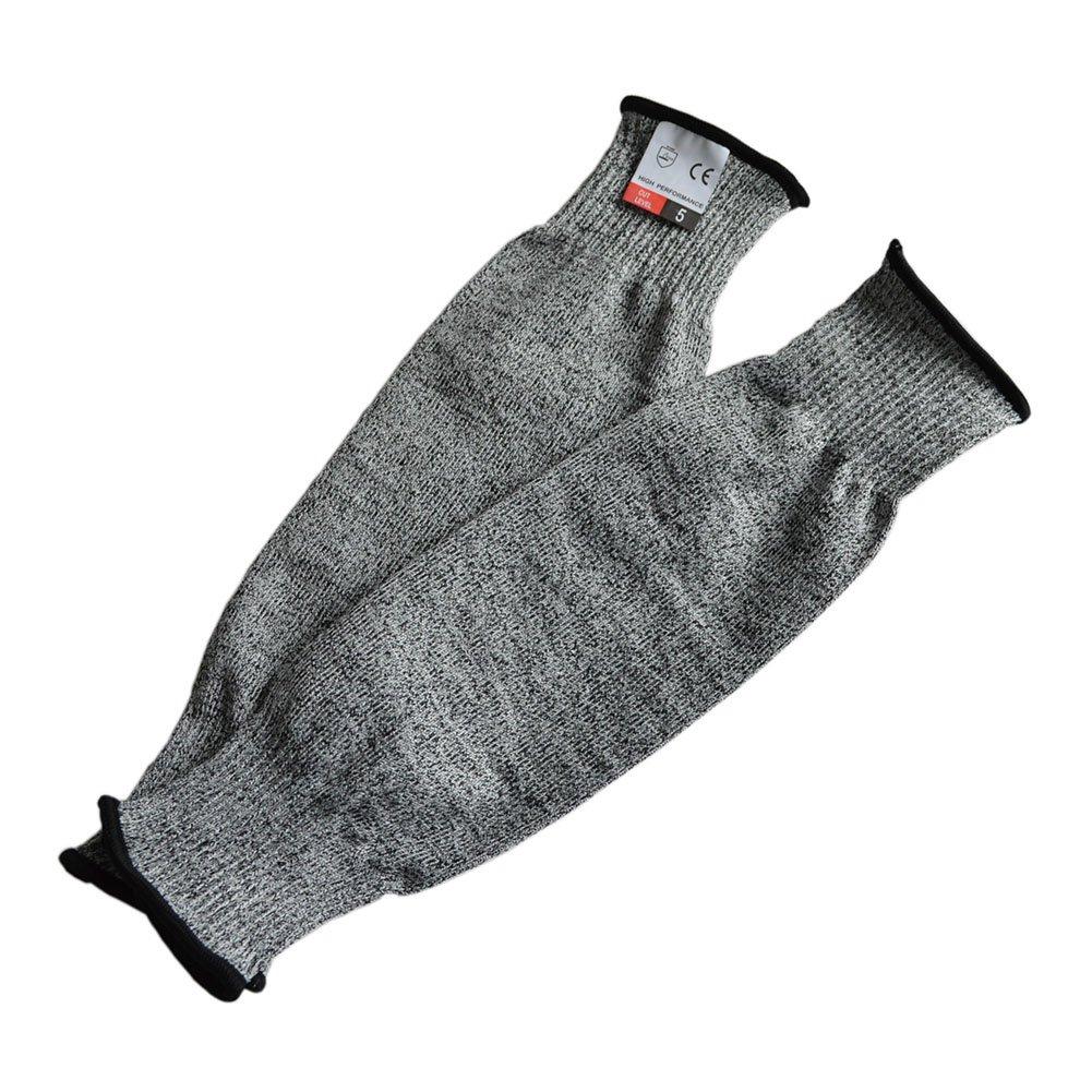 Kuke Cut Resistant袖anti-cutting Protective袖ニットレベル5の保護傷防止傷皮膚UVプロテクション B079N5GCBZ