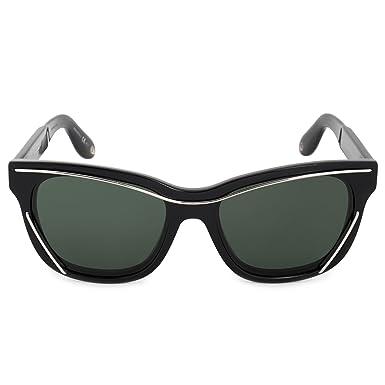 Amazon.com: Givenchy 7028s 807 Negro 7028s Gatos Ojos ...