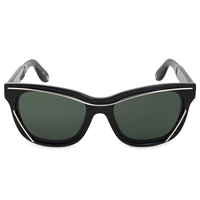 Givenchy Mujer GV 7028/S 85 807 Gafas de sol, Negro (Black ...