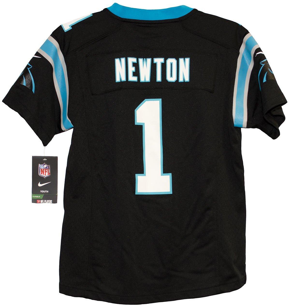 bb098172ba5 Amazon.com   Cam Newton Carolina Panthers Nike Game Youth NFL Jersey (Medium  10 12)   Football Jerseys   Sports   Outdoors