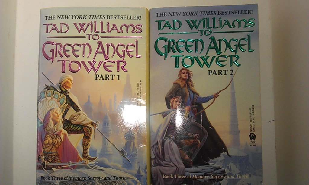 More books by Tad Williams