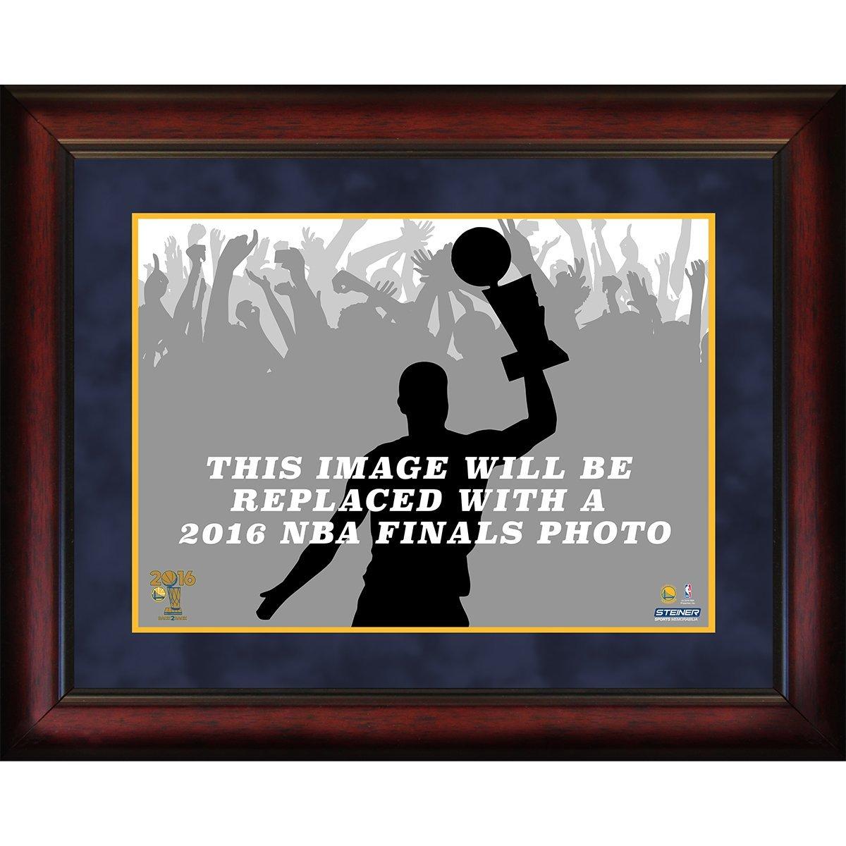 NBA Golden State Warriors Unisex 2016 NBA Champion Golden State Warriors 16x20 Framed Photo, Navy