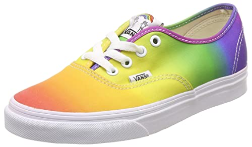 Vans Authentic (Dallas Clayton) Rainbow Canvas Shoe