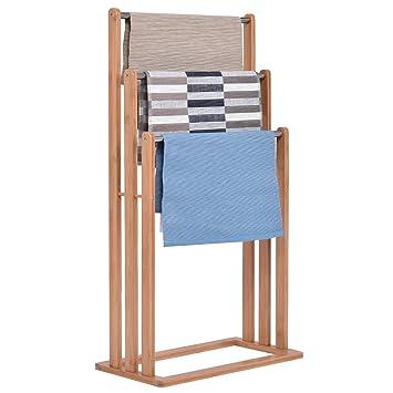 Handtuchhalter Ständer costway handtuchhalter handtuchständer standhandtuchhalter 3