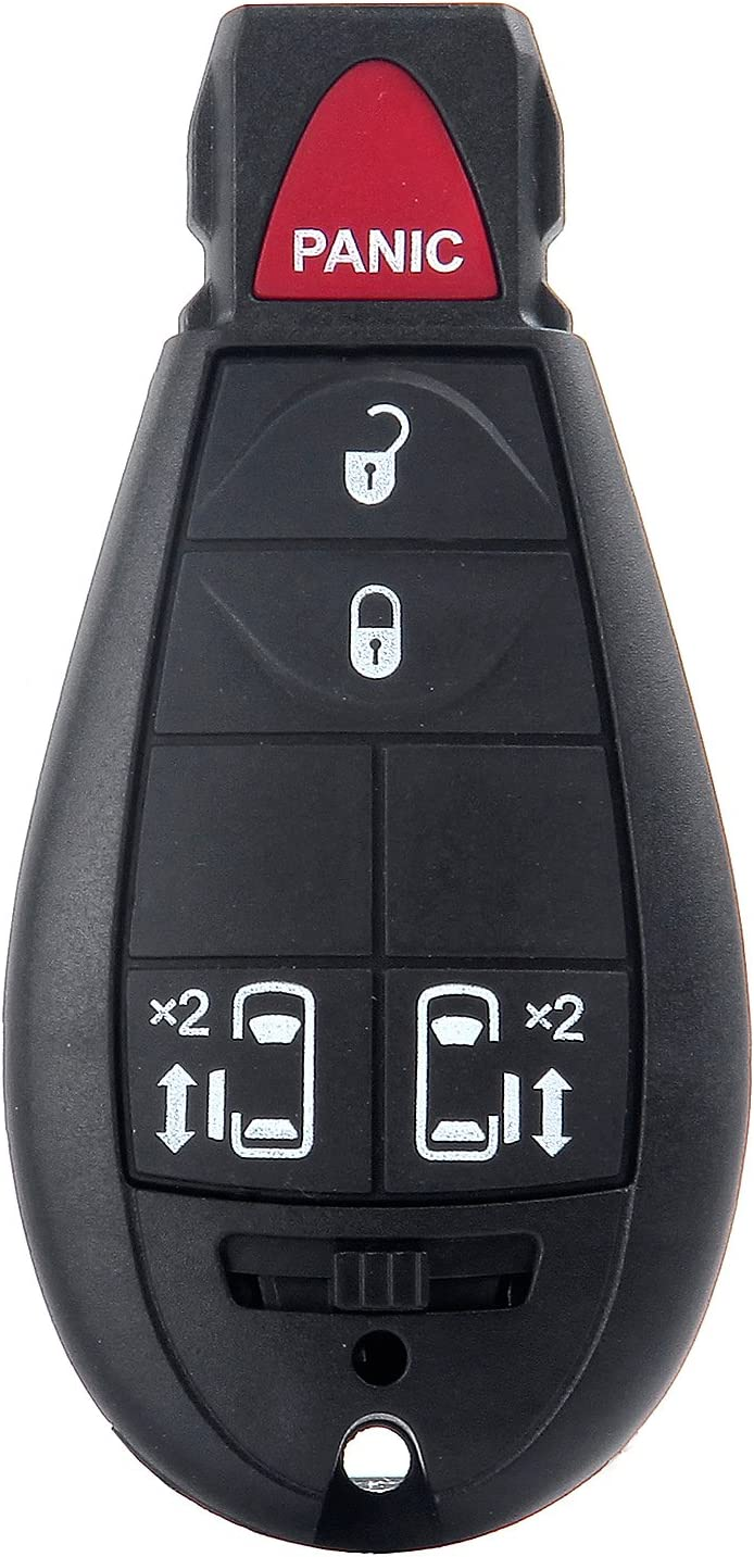 USARemote 3 Button Replacement Keyless Entry Remote Control for GM Vehicles AB01502T 16245105