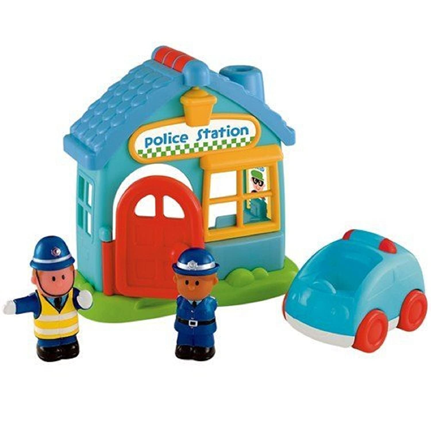 Early Learning Centre ELC HappyLand Police Station Amazon