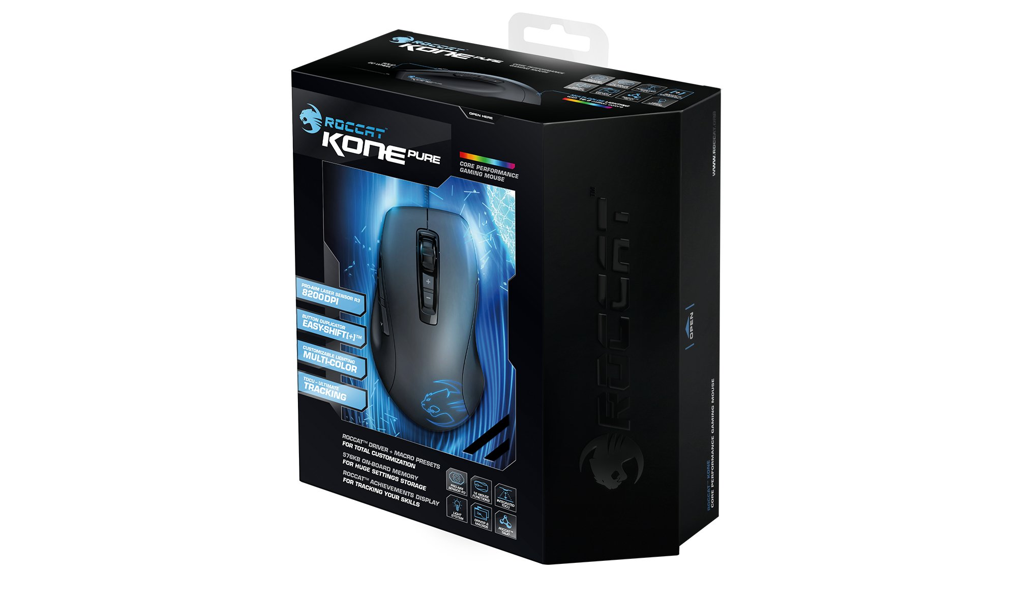 ROCCAT KONE Pure Core Performance Gaming Mouse by ROCCAT